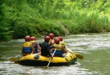 bali adventure rafting