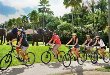 bali adventure cycling