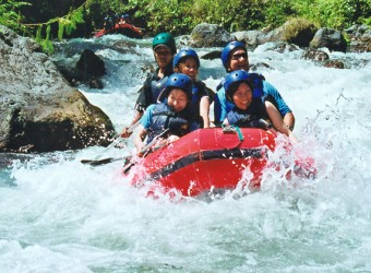 bali international rafting