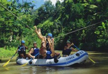 sobek rafting