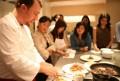 モザイク 料理教室
