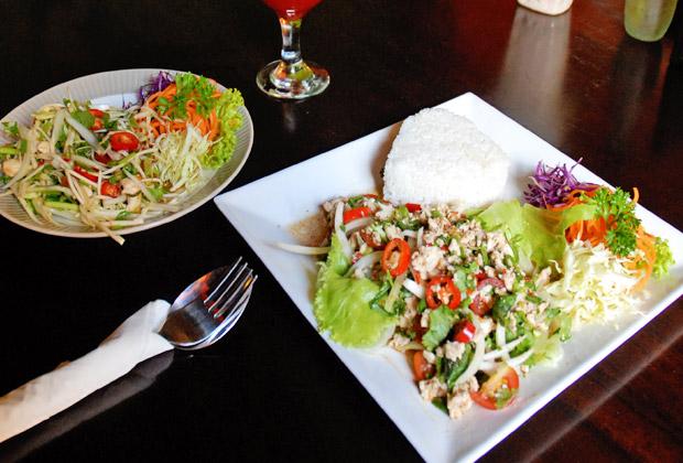 カッツキッチン(タイ料理)