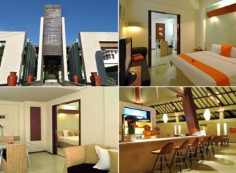 ハリスホテル トゥバン