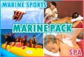 Nusa Dua de Marine Package