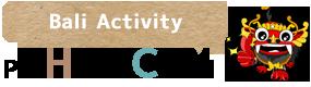 バリ島 アクティビティ ツアー | 口コミ、人気ランキング、徹底比較で選べる | 家族旅行はPT ヒロチャン