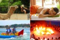 camel safari + marine sports + spa tours
