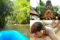 super reasonable rafting + ubud + spa