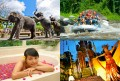 Elephant Safari + Rafting + Spa + Dance B