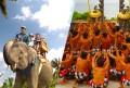 エレファントサファリ+ウルワトゥ寺院