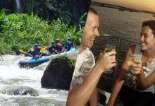 rafting + dinner cruise