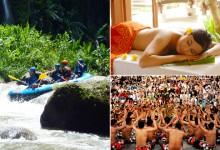 rafting + spa + sightseeing tour