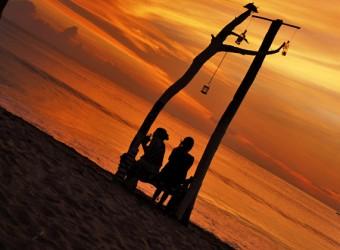 balinese temple choice + romantic dinner