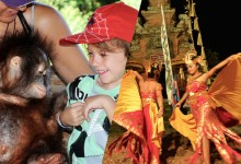 bali safari marine park + traditional dance