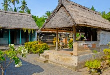 homestay at balinese house