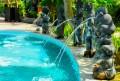 bali kintamani's hot spring