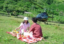 bali helicopter charter