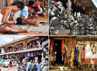 伝統工芸の村と工房めぐり