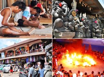 伝統工芸の村と工房めぐり+観光