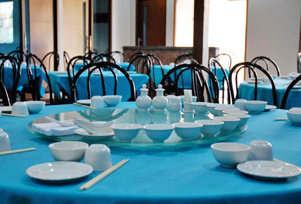 プラザ デワタ 中華海鮮レストラン